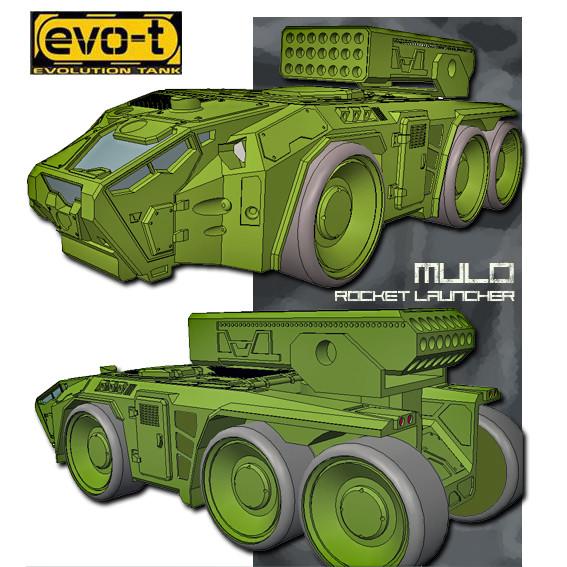 EVO-T MULO RL https://www.facebook.com/evotevolutiontank/