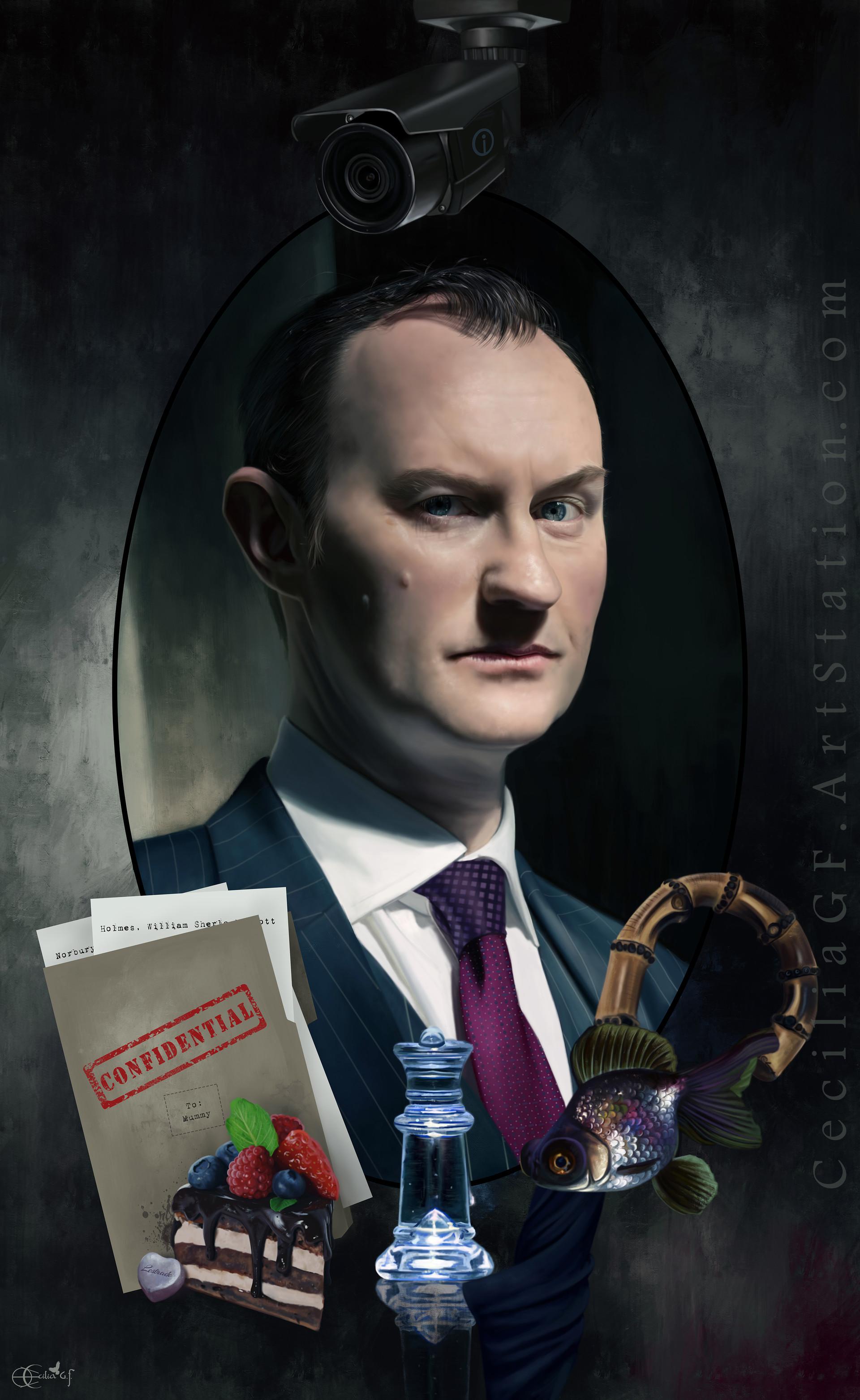 Cecilia g f mycroft