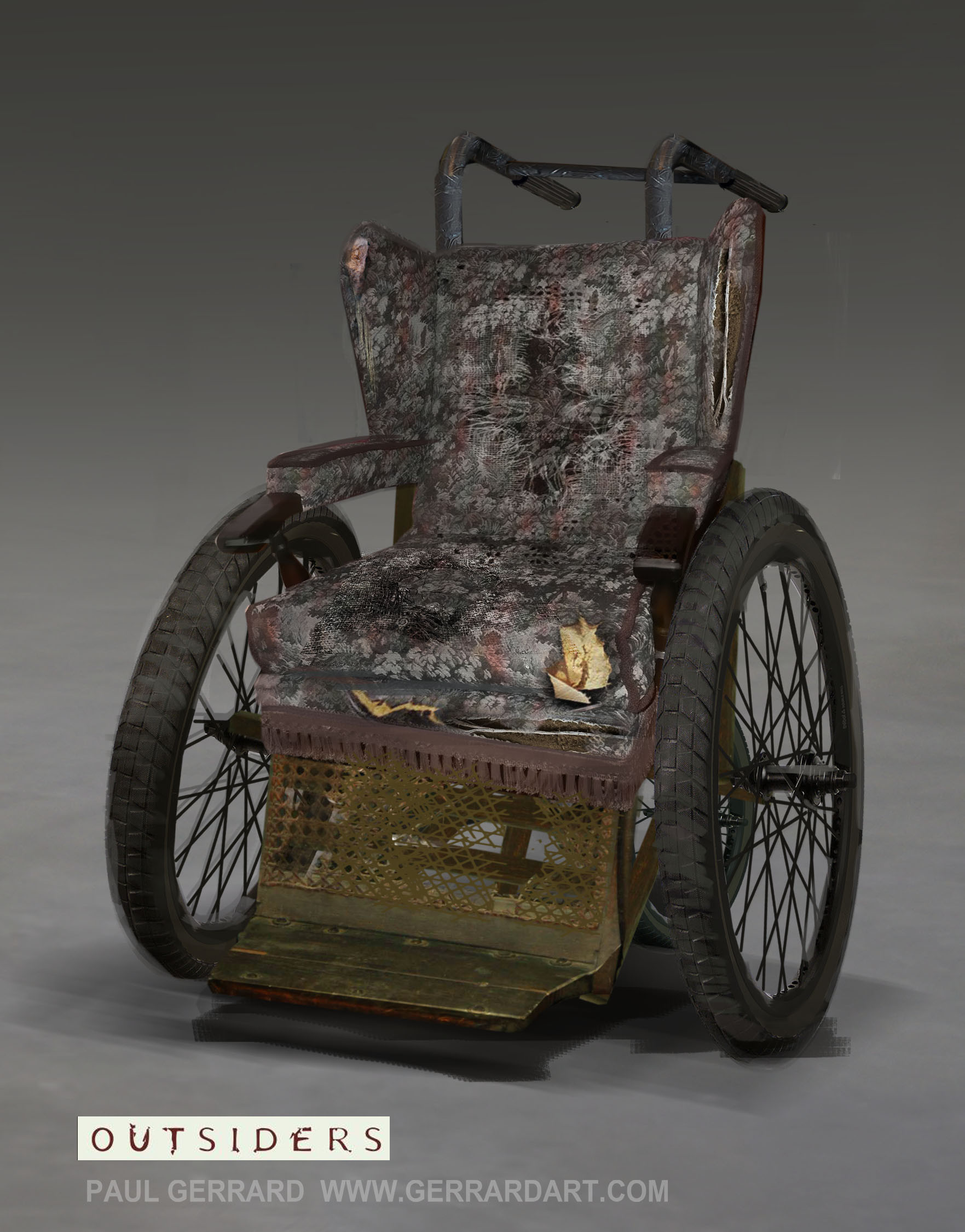 Paul gerrard wheelchair 01