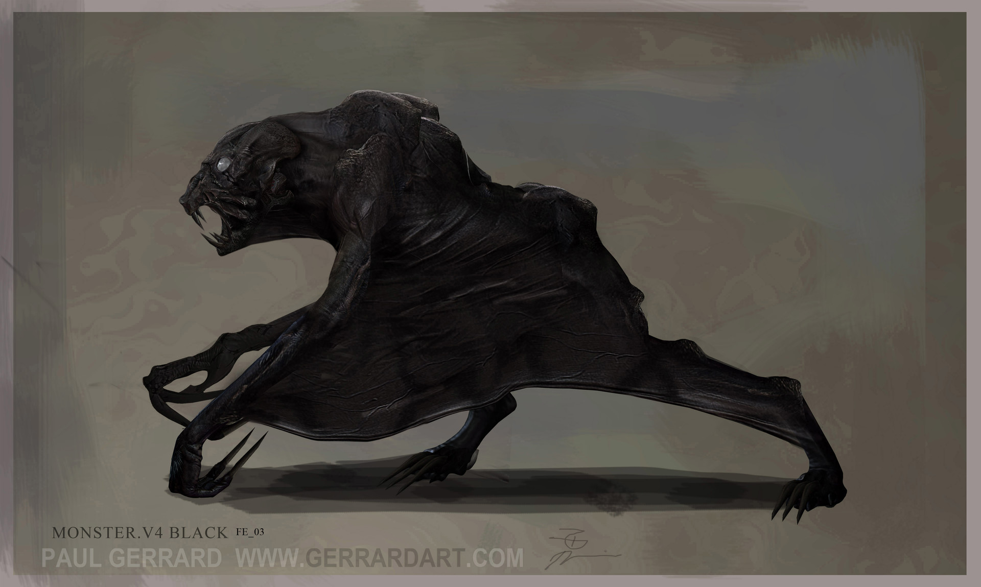 THE MONSTER  : Movie