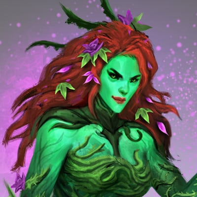 Dawn carlos dclegends dawncarlos submissions characterconcept poisonivy