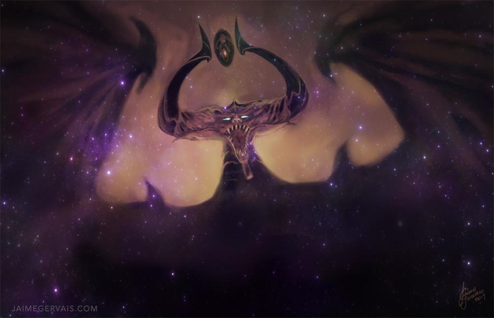 Nicol Bolas  - Planeswalker of Magic the Gathering