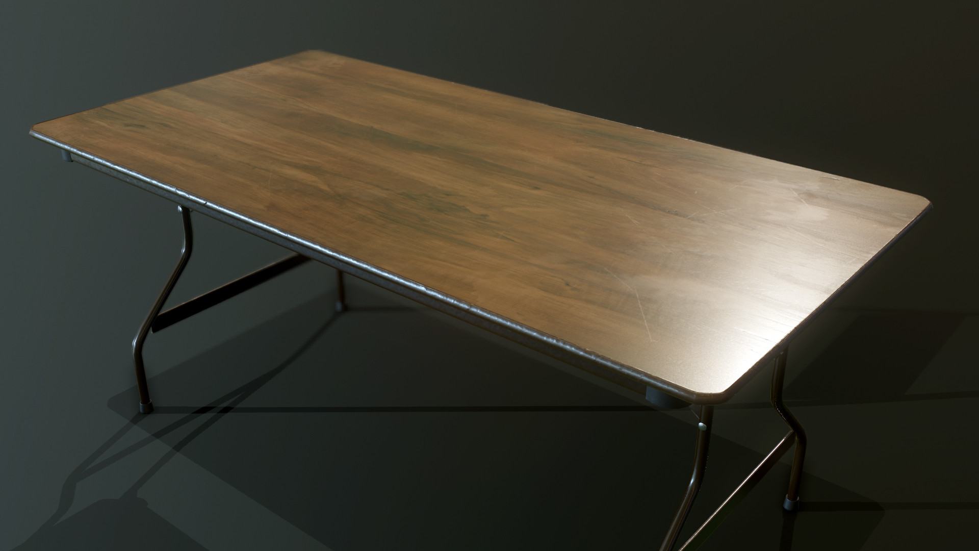 Ben bickle table folding