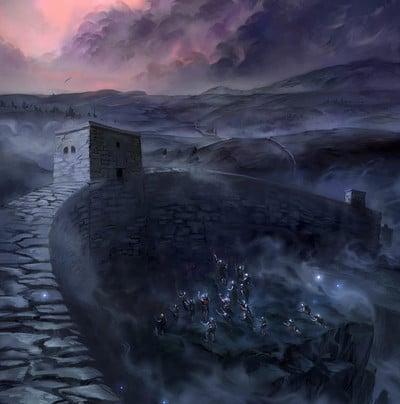 Nele diel the wall