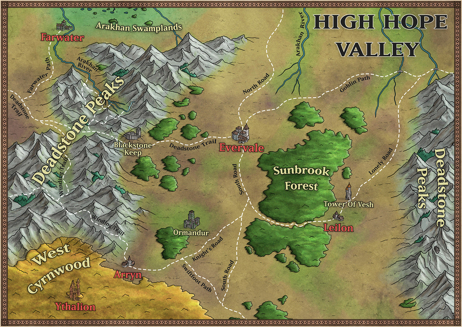 High Hope Valley