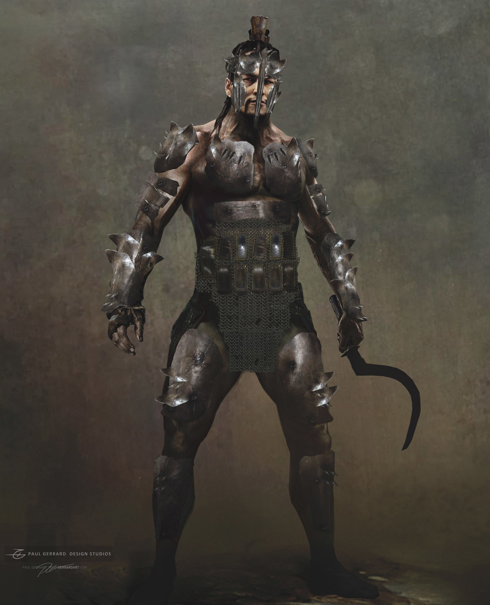 Paul gerrard leopardhex armour 09
