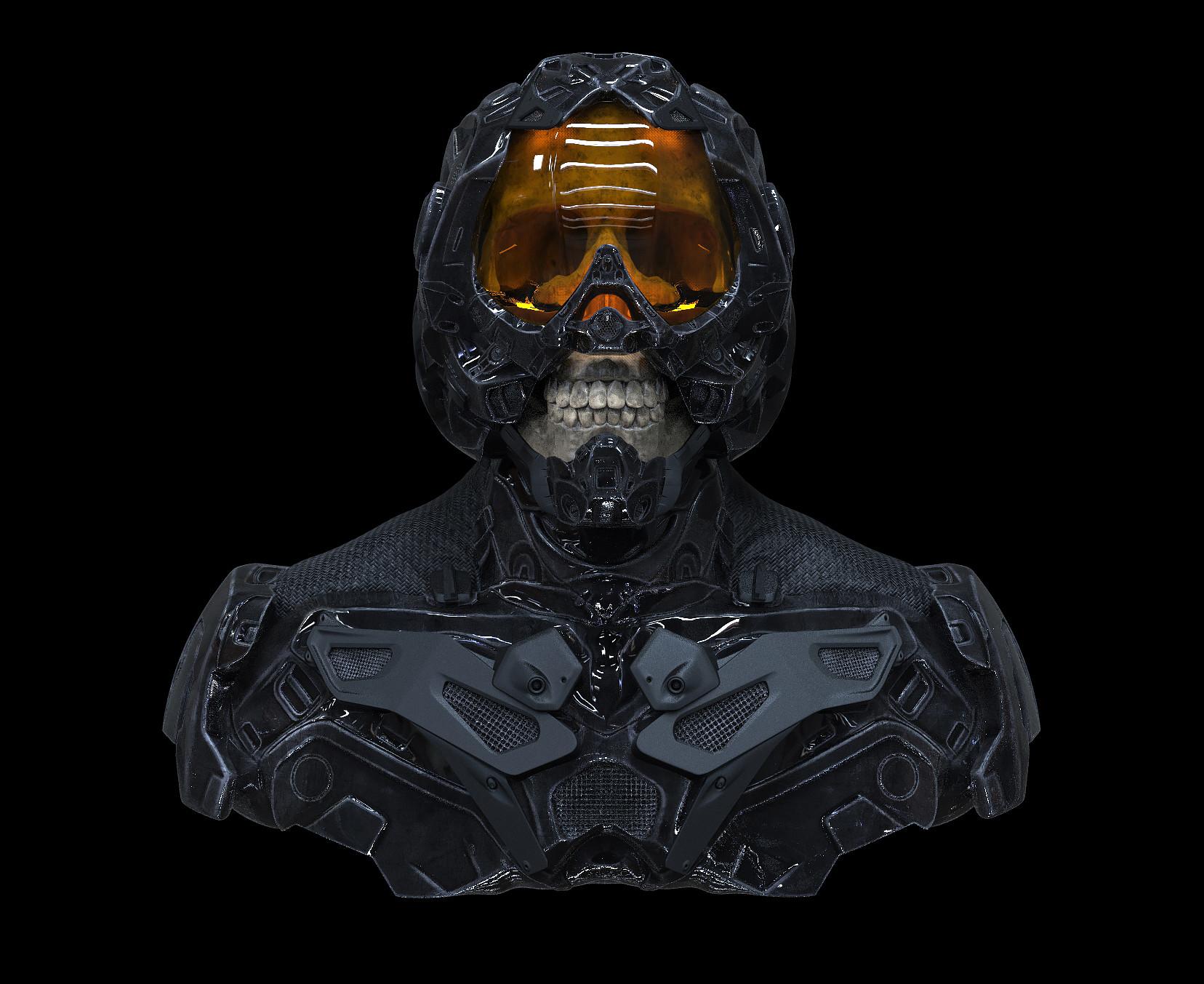 Krzysztof olak skull1