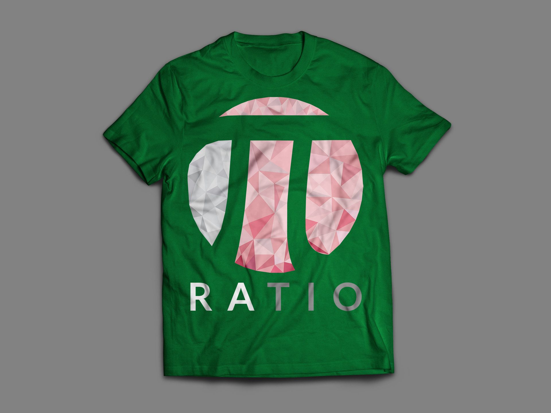 Jerry ubah ratio tshirt front 4