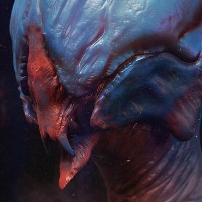 Mohammx hossein attaran creature02