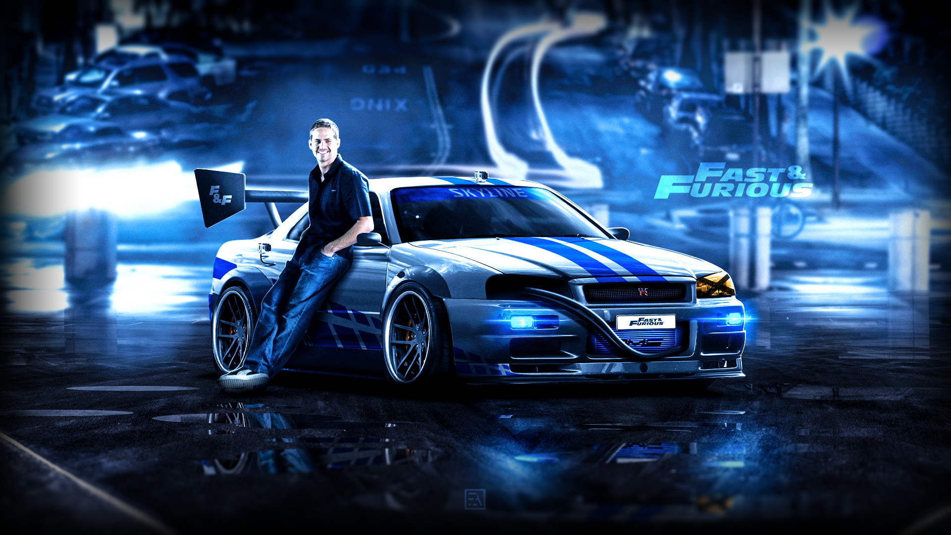 Best Cars From The Fast And The Furious