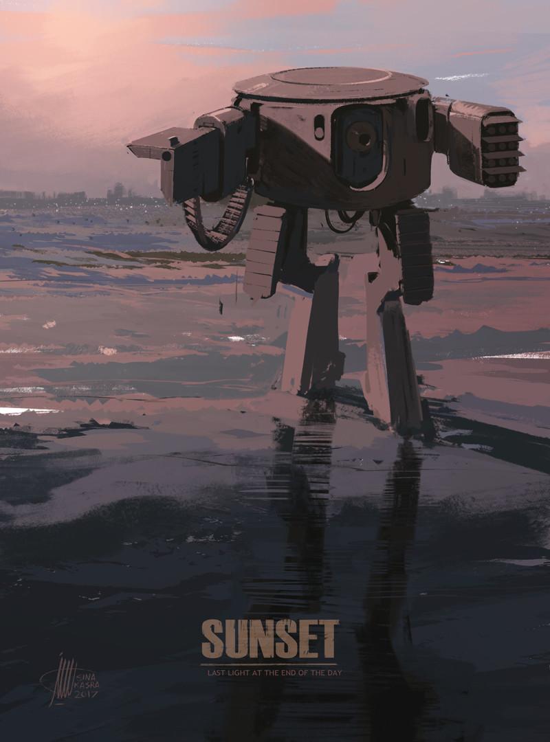 Sina pakzx kasra sunset 2