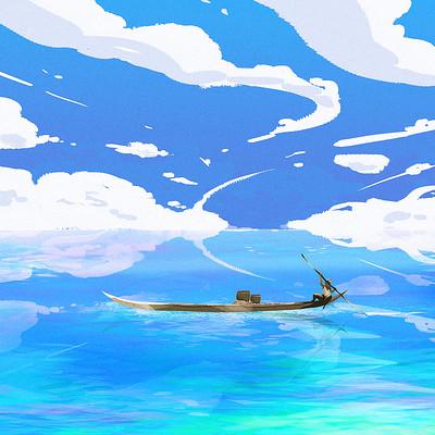 Taha yeasin fishing boat