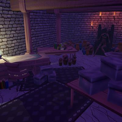 Ben kalicky basement