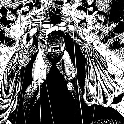 Elie bongrand 92 the dark knight
