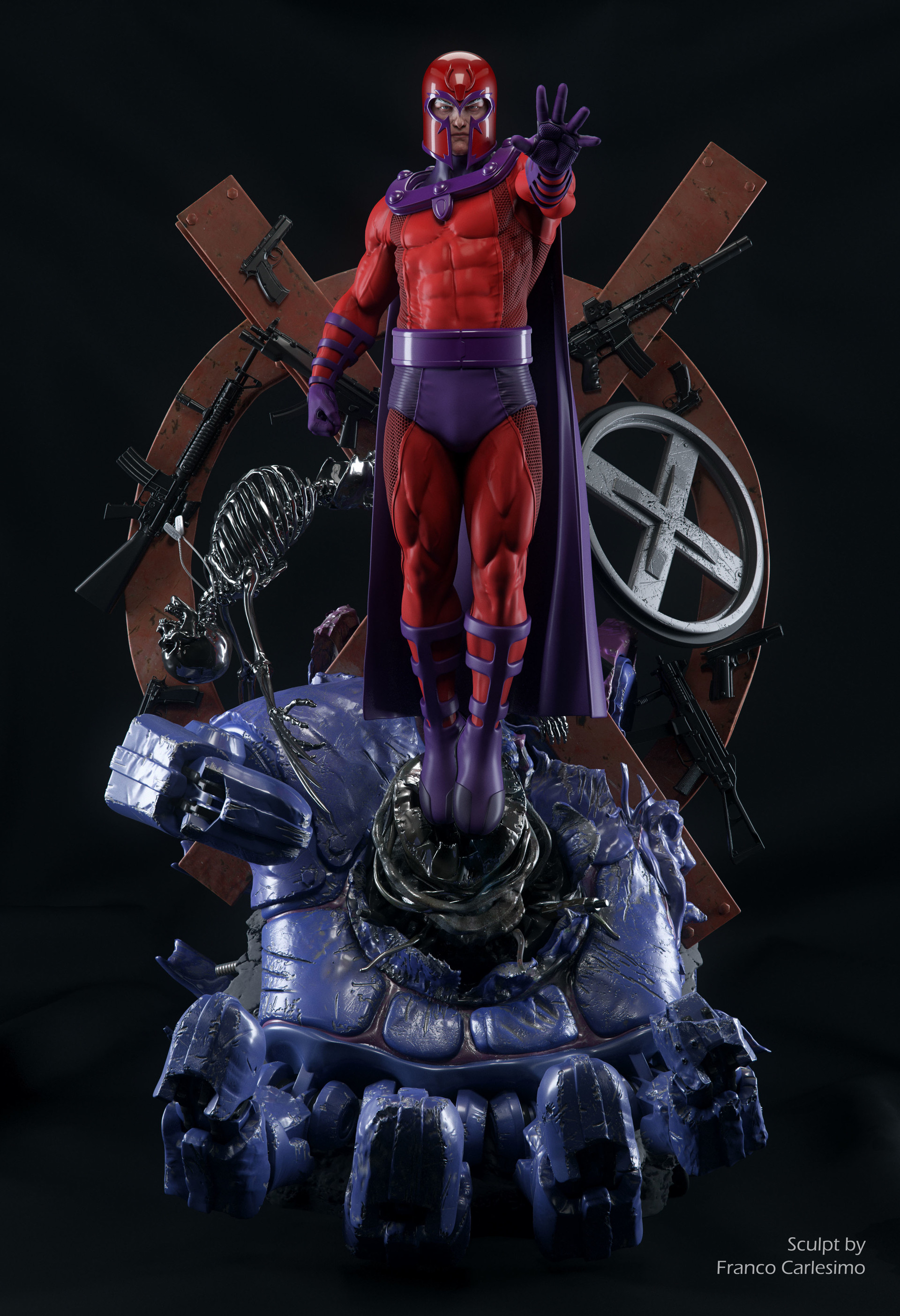 Franco carlesimo magneto hd renders 00000 low