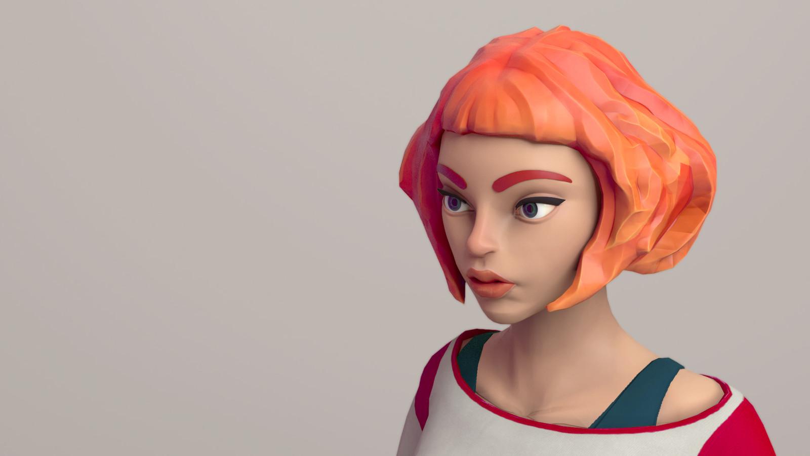 Niki Closeup