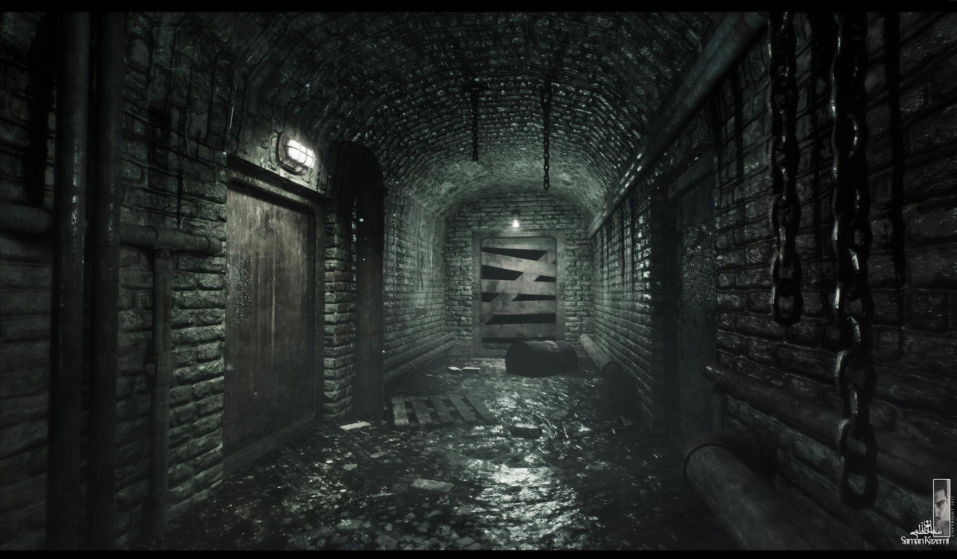 Saman kazemi dark sewage c