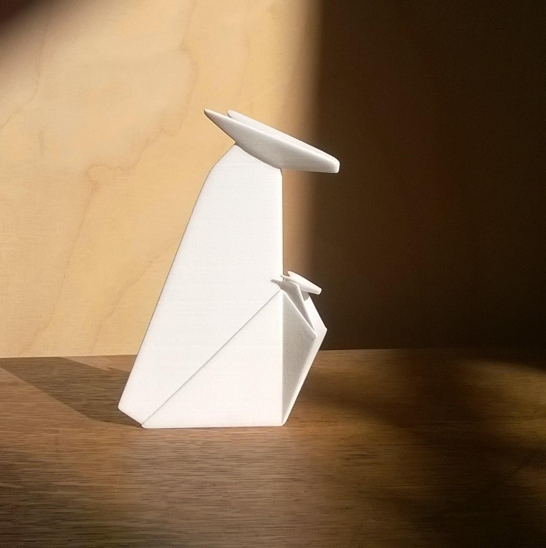 Kangami, 3D Print.