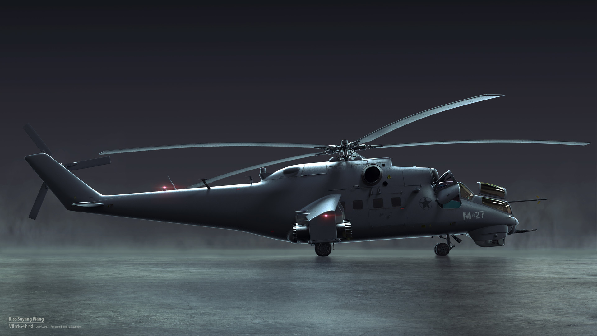Suyang wang mil mi24 side 4k