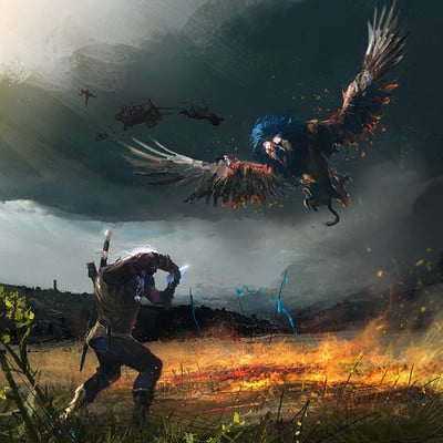 Ismail inceoglu the witcher