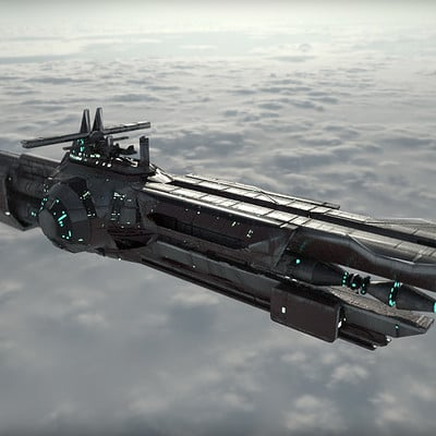 Marian toma battlecruiser clouds2 copy