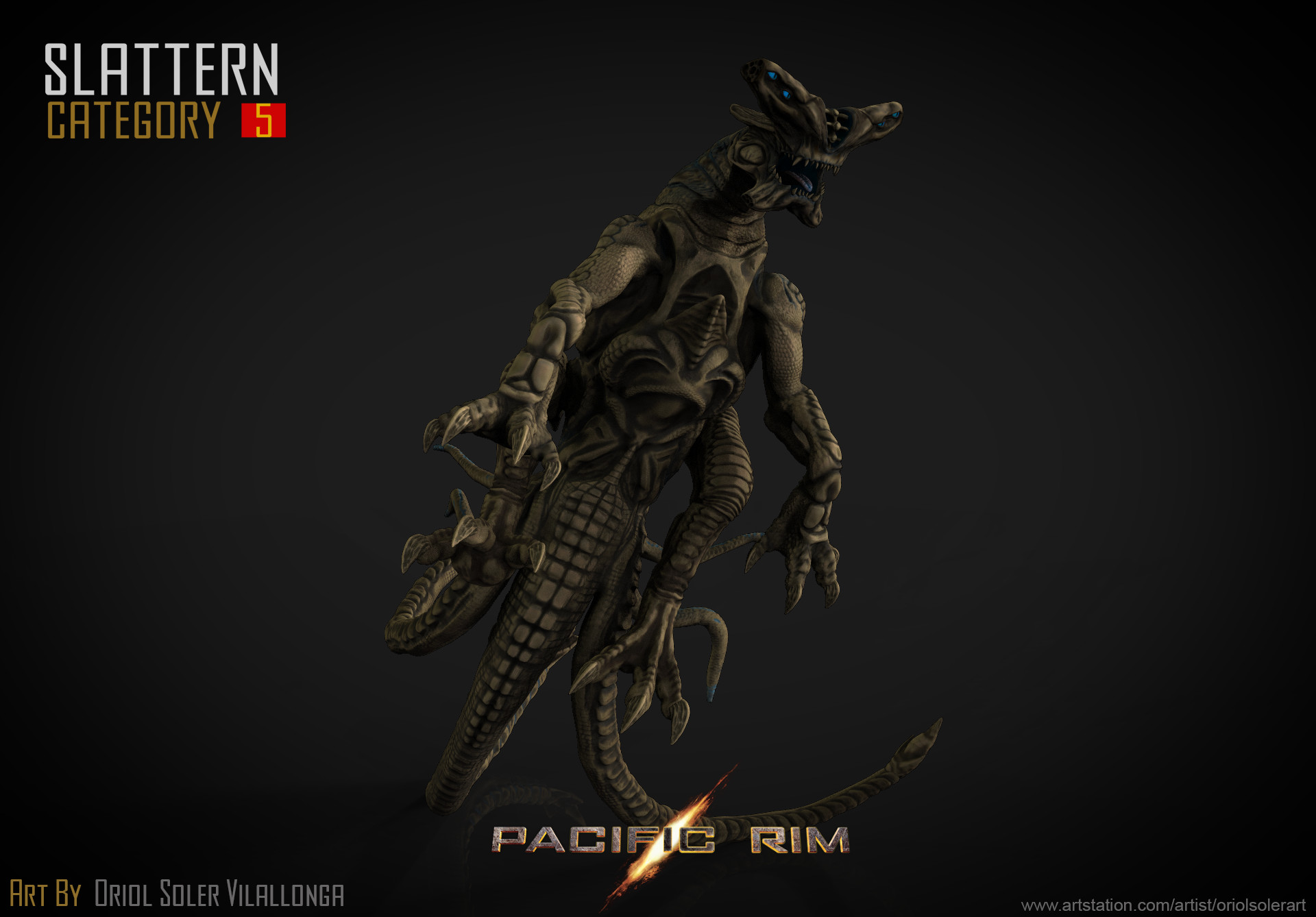 Pacific Rim Slattern