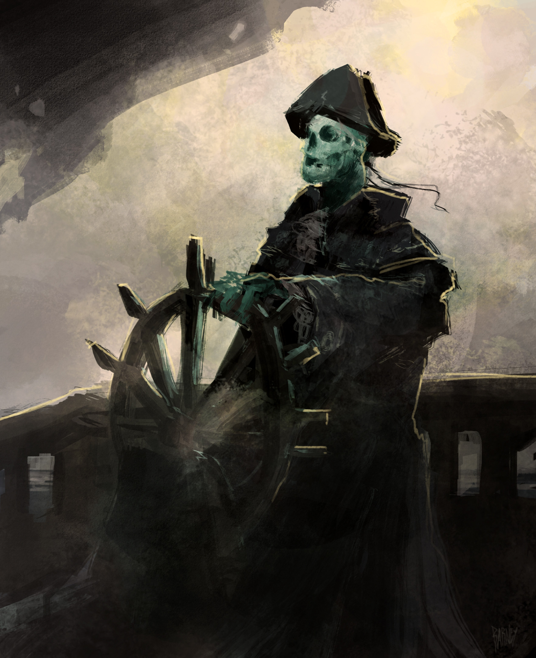 Ale romero marchesi alejandro romero marchesi ghost ship captain