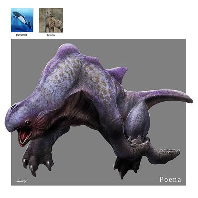Midhat kapetanovic random creature mashup 044 poena