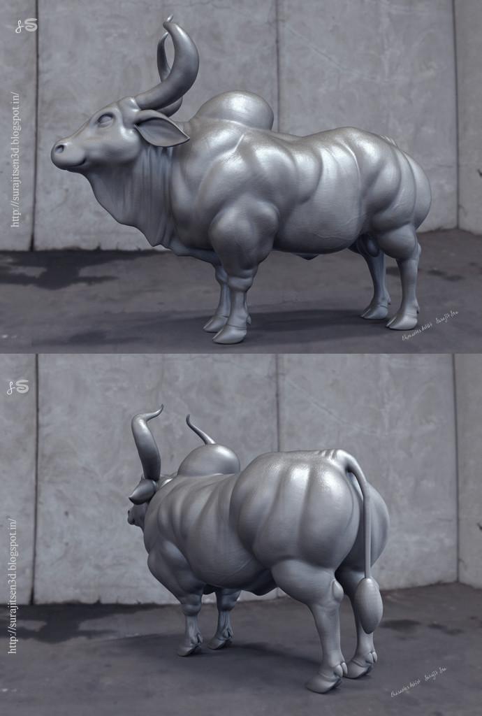 Surajit sen indian bull surajitsen 17062017 both
