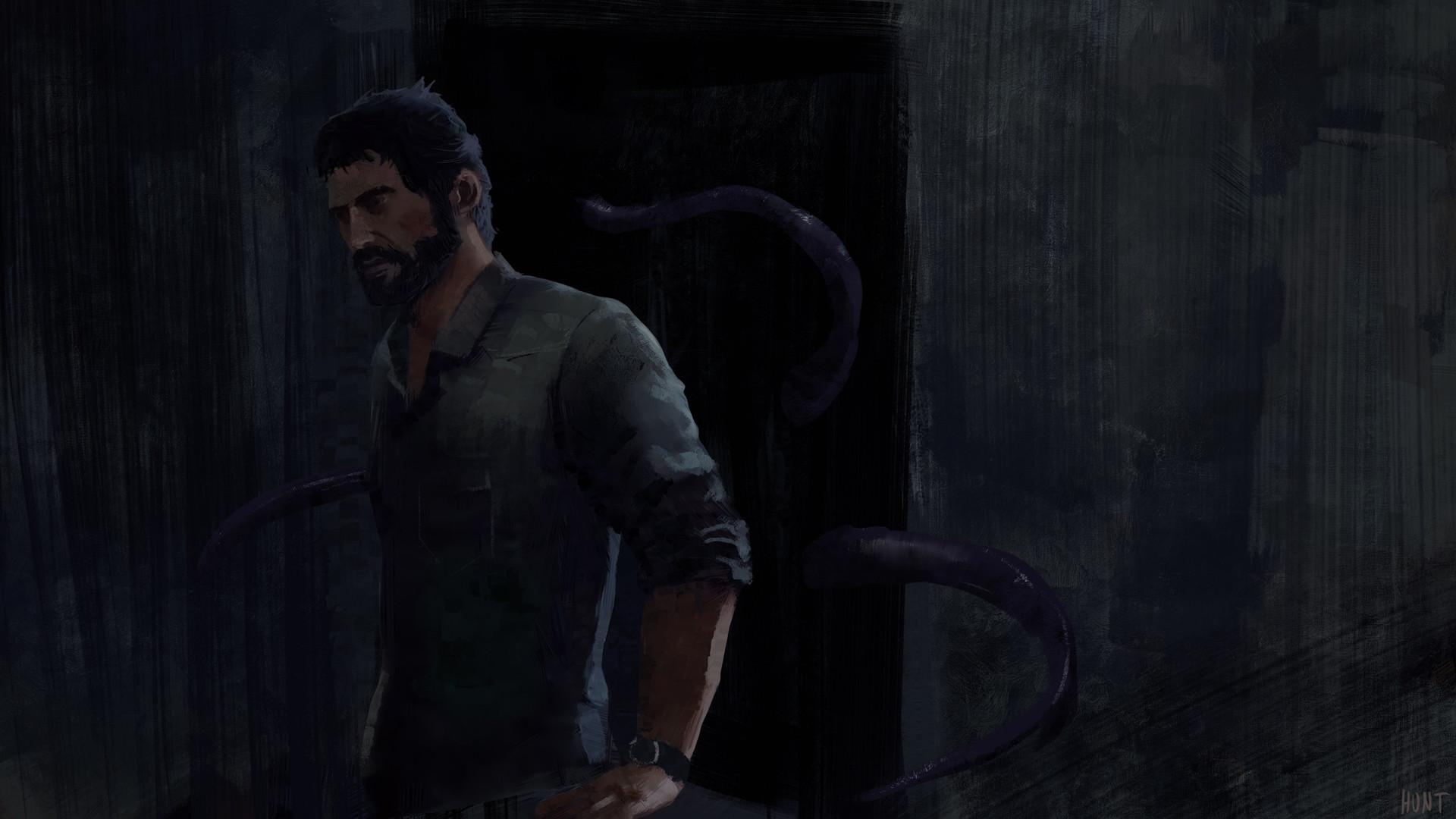 Cthulhu hunts Joel