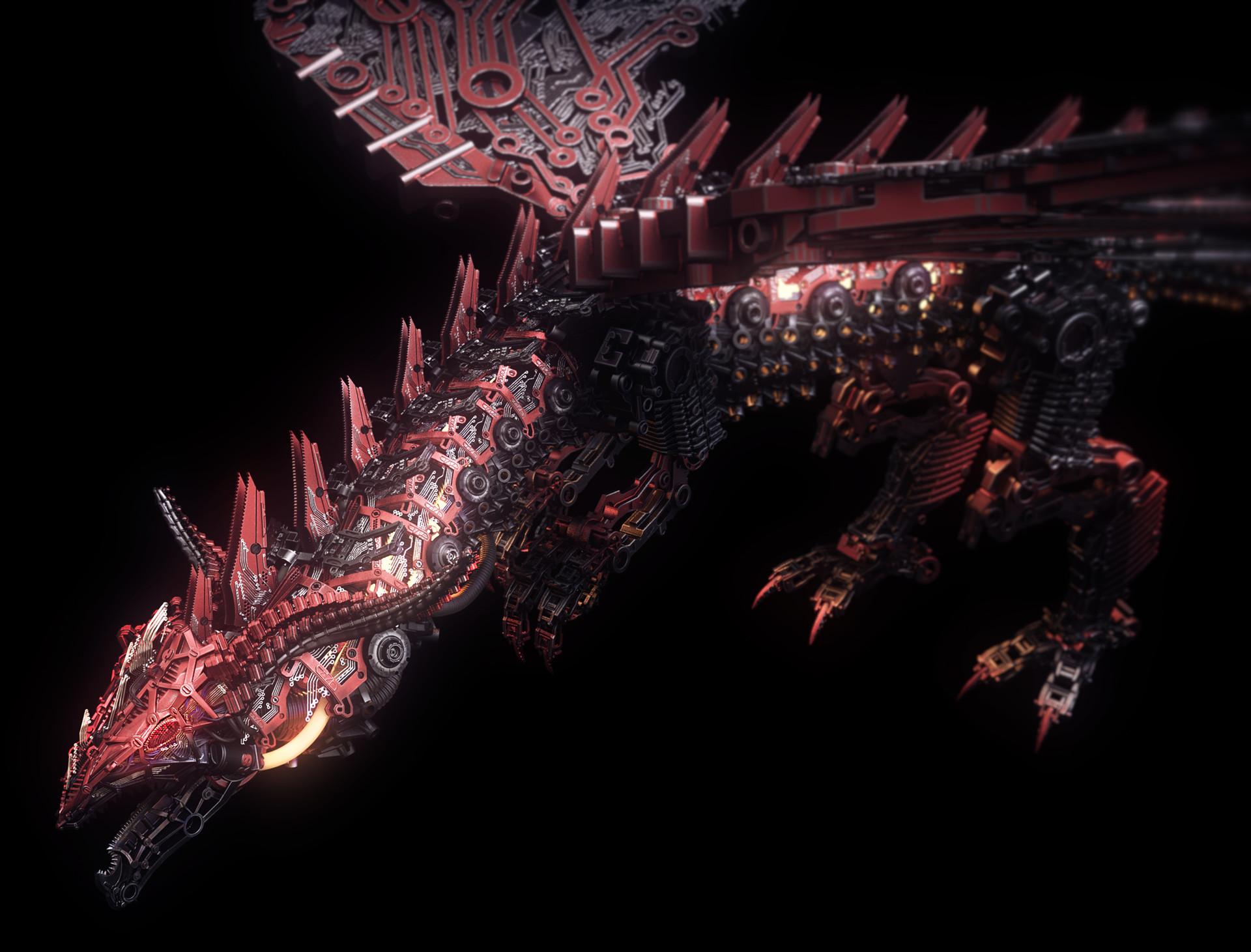 Pawel libiszewski zb dragon 05
