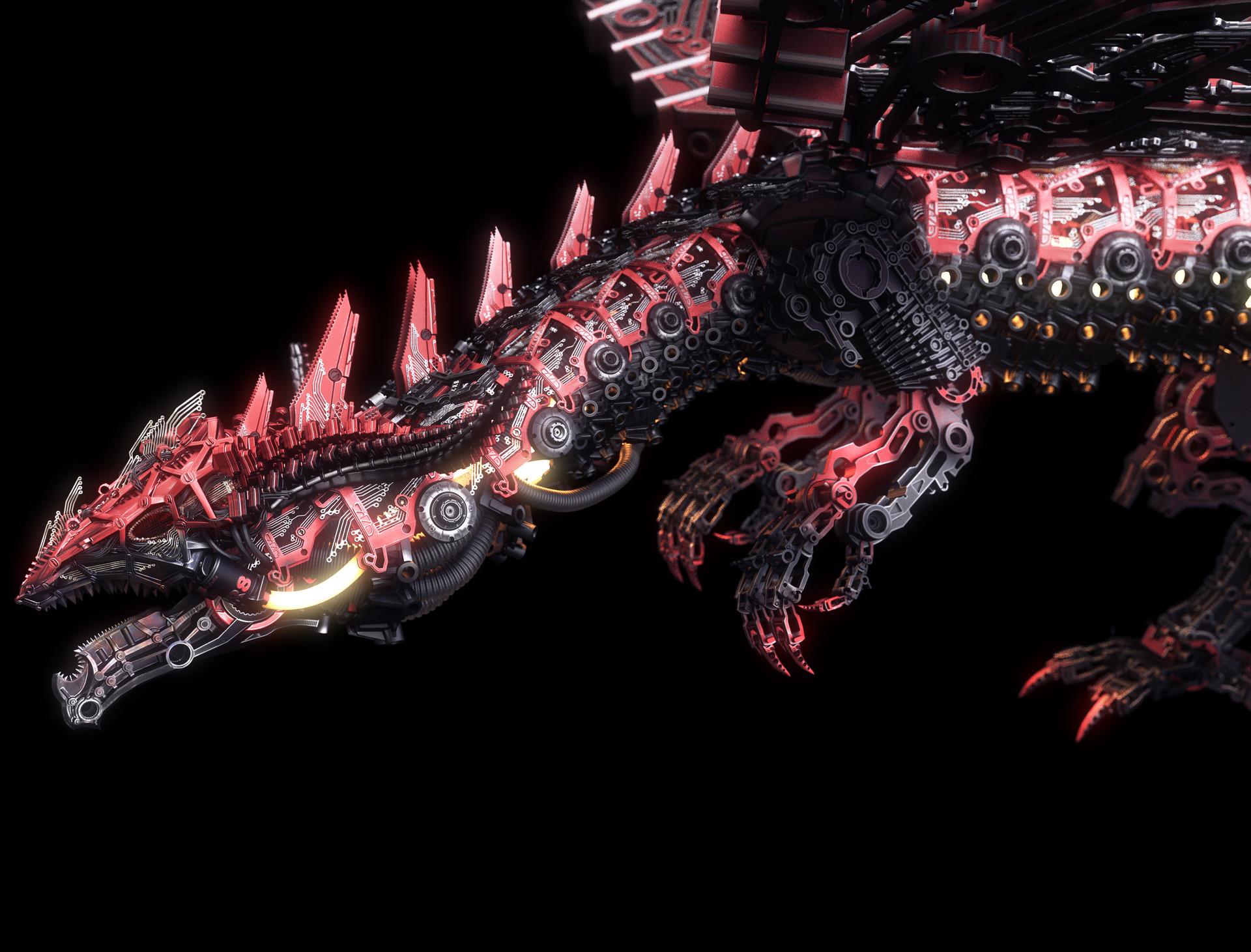 Pawel libiszewski zb dragon 06