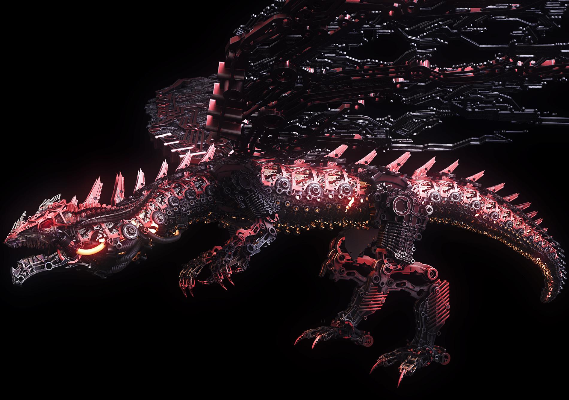 Pawel libiszewski zb dragon 03