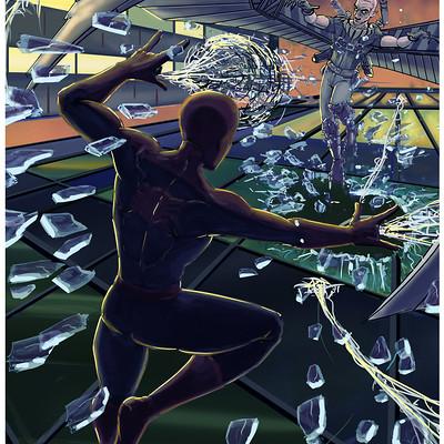 Jonathan allarie spiderman4 v001