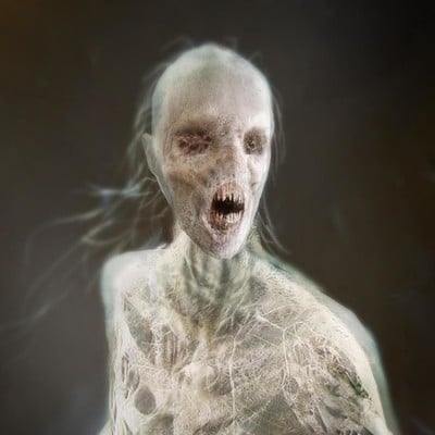 Constantine sekeris as witch creature01