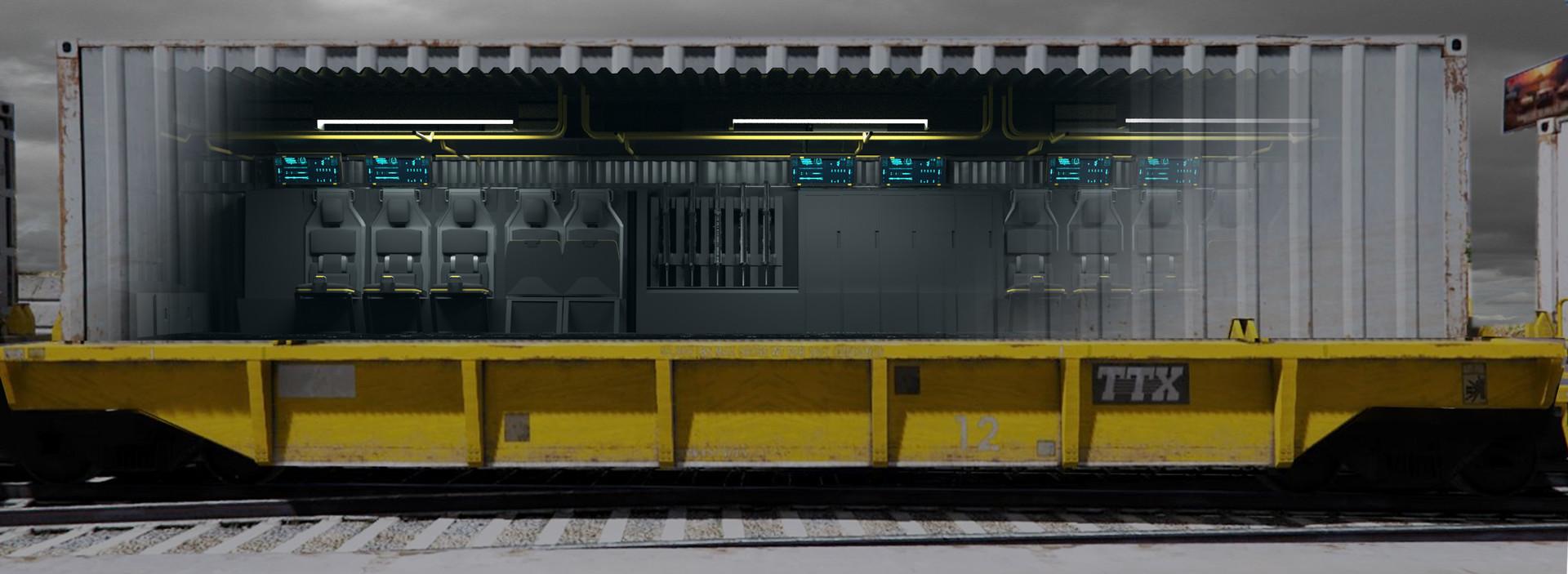 Matt kohr matt kohr traincontainer trooptransport side