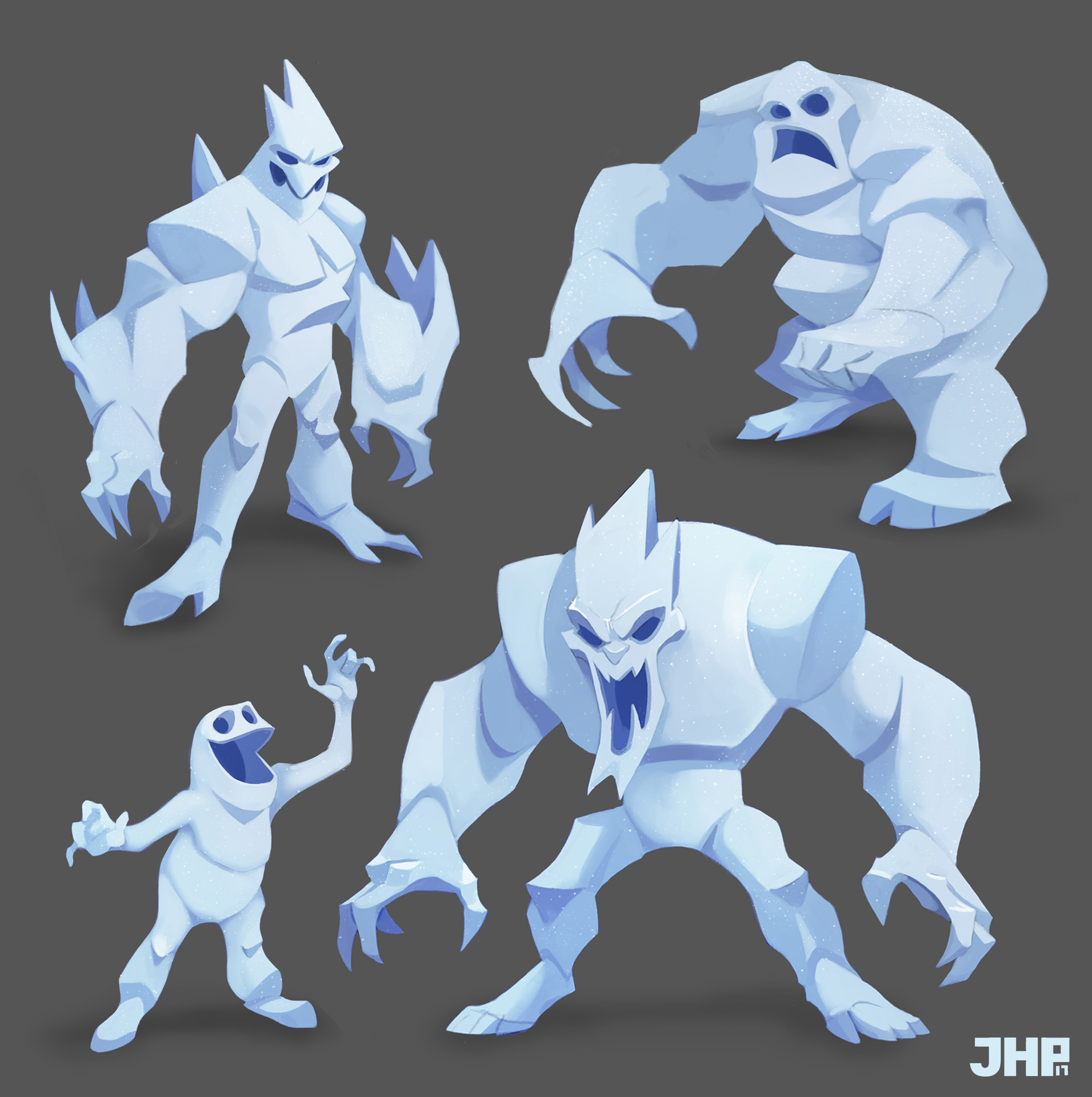 Joao henrique pacheco snowmonsters