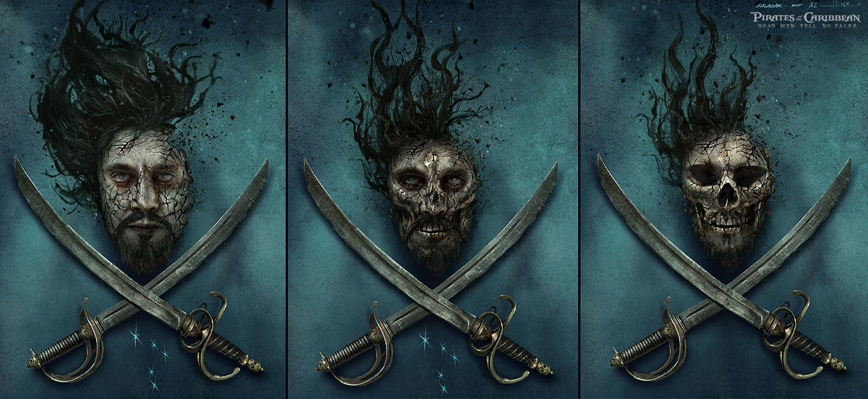 artstation pirates 5 dead men tell no tales gallery 3 jeremy love
