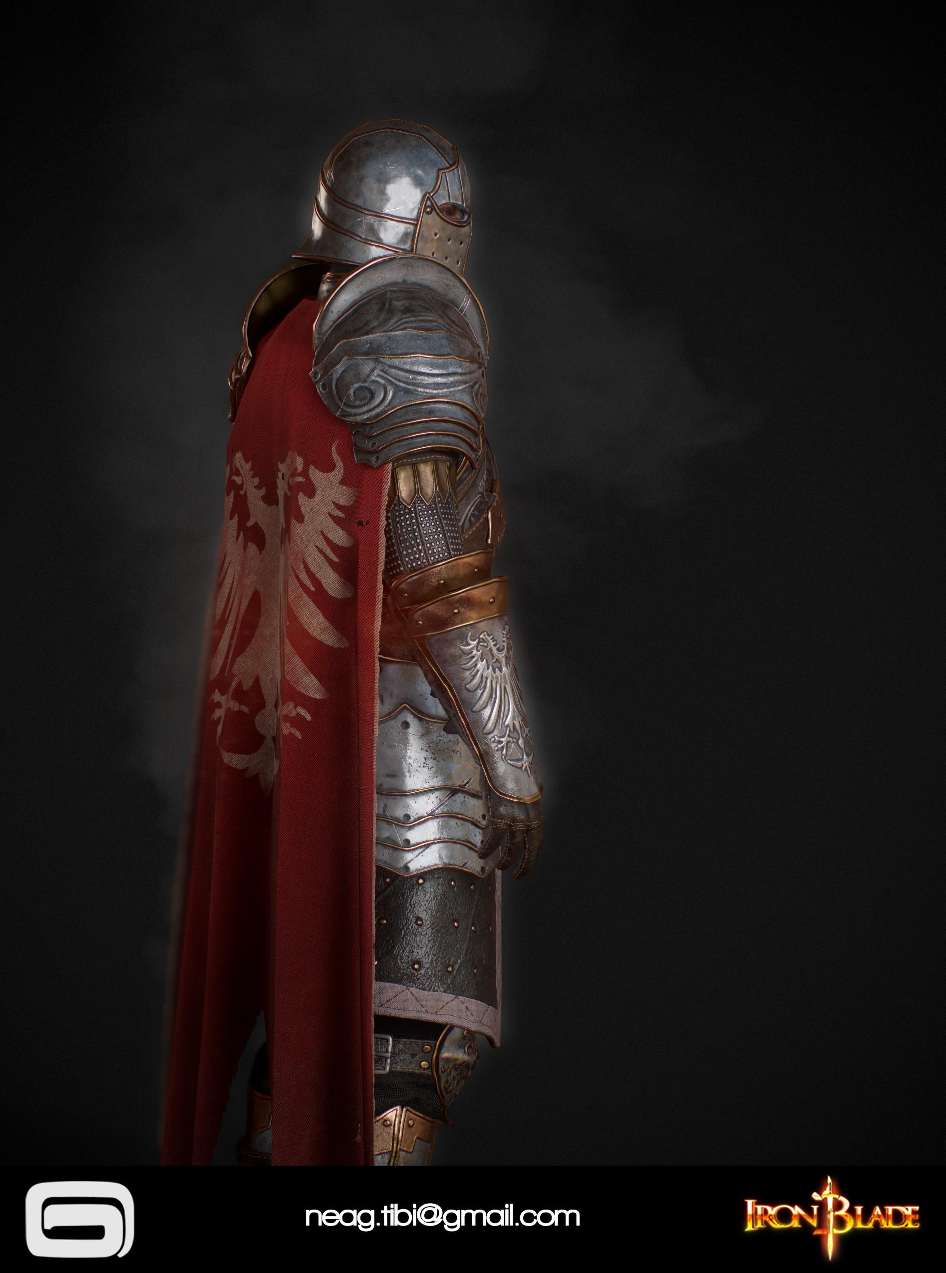 Tibi neag tibi neag iron blade mc armor 02c low poly 07
