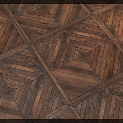 Study: Wood Floor