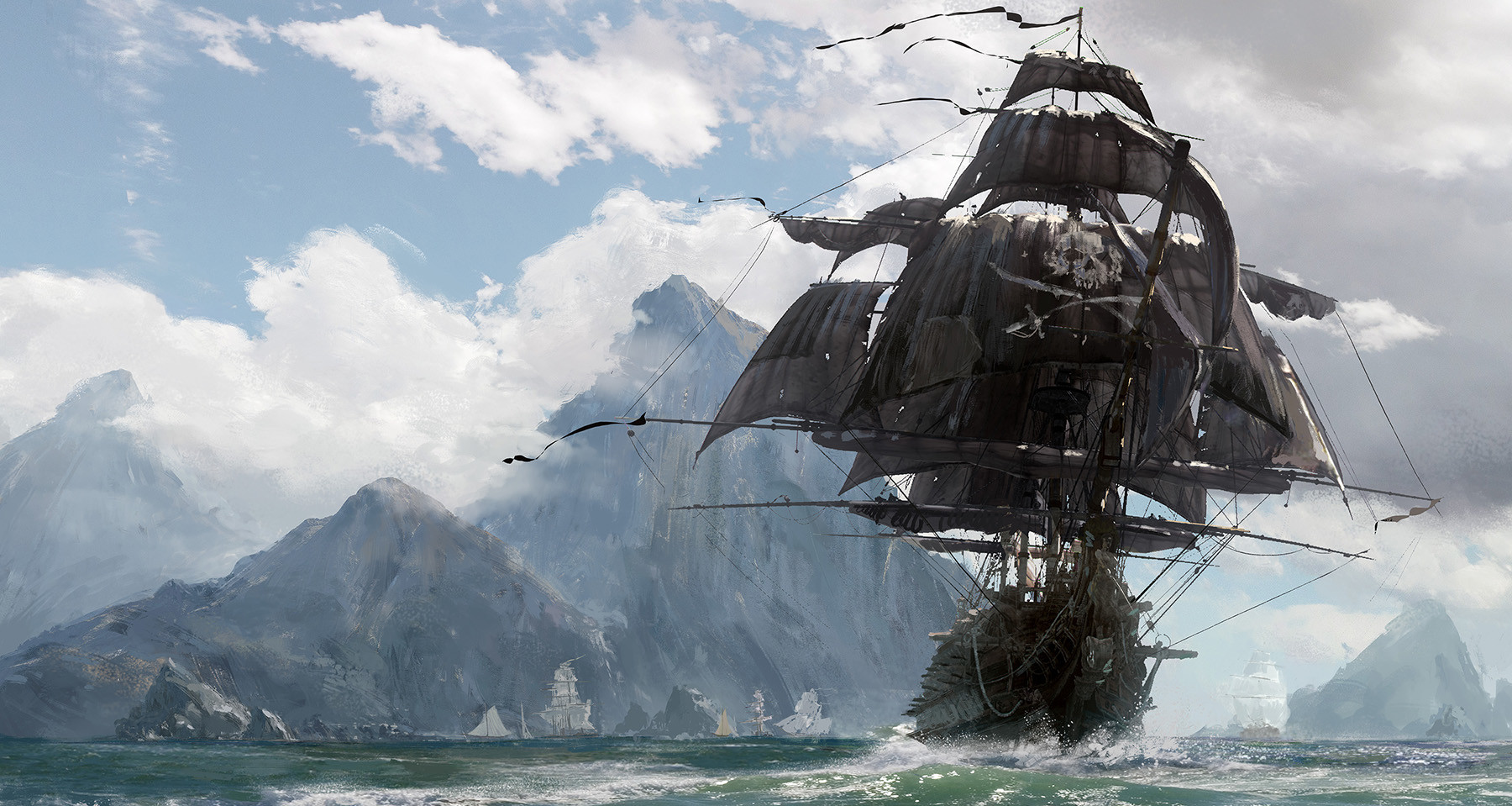 Kobe sek age of sail concept low