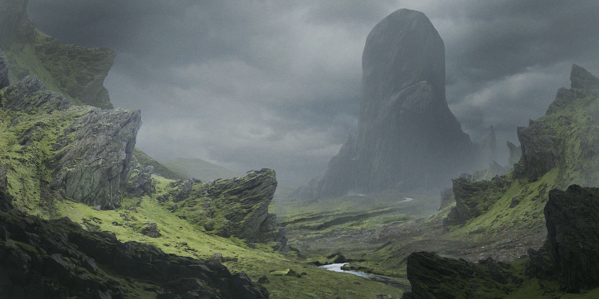 Everything about matte painting artists and work for Matte painting