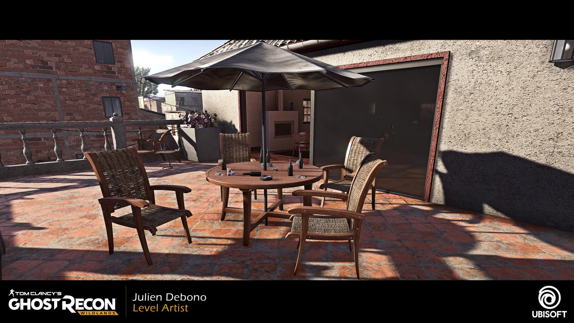 Julien debono hacienda06
