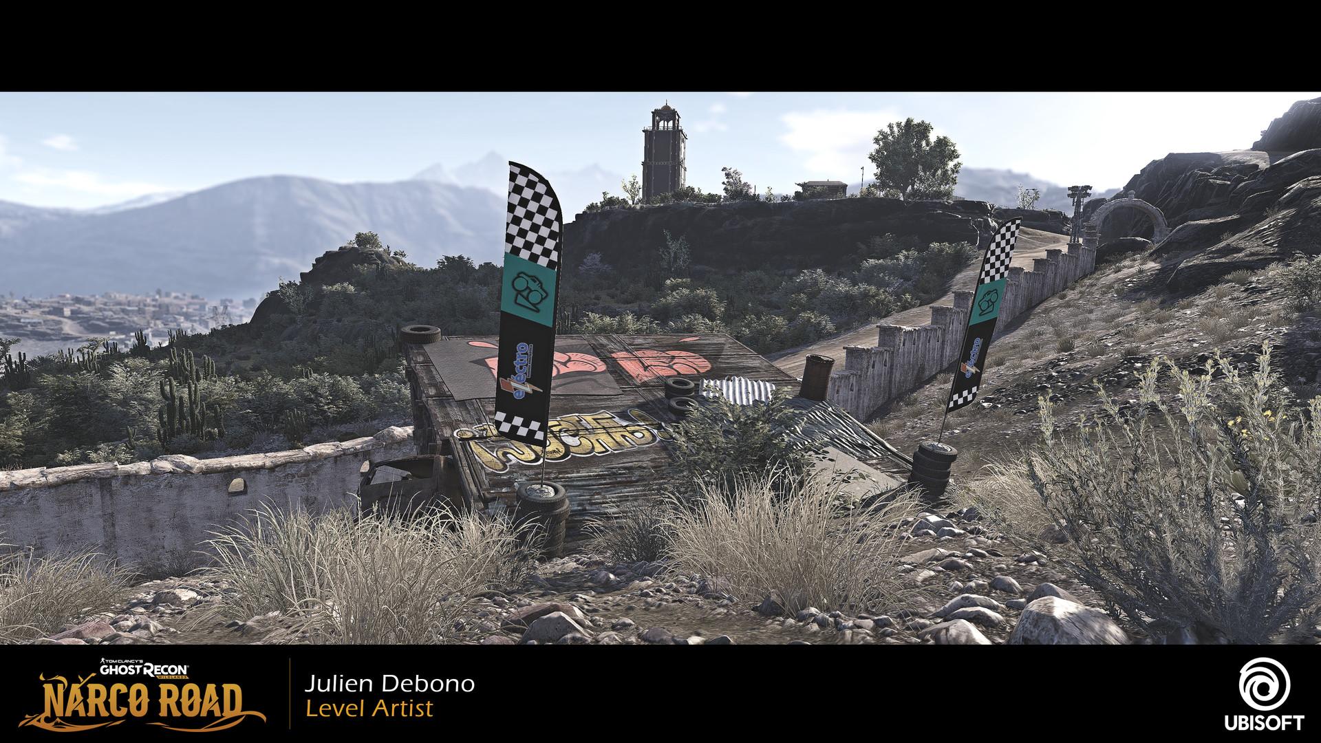 Julien debono jump08 day