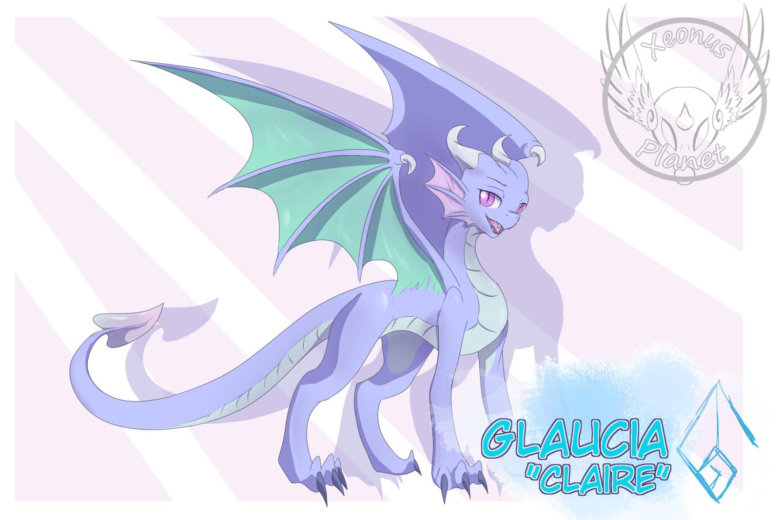 Dragon Characters - Draconis Terrene