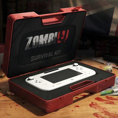 Guillaume arvieu zombiu survival kit e3 final rgb