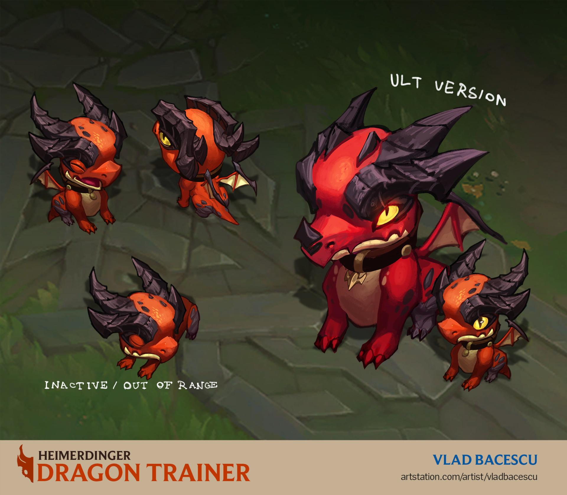 Resultado de imagem para dragon trainer heimerdinger