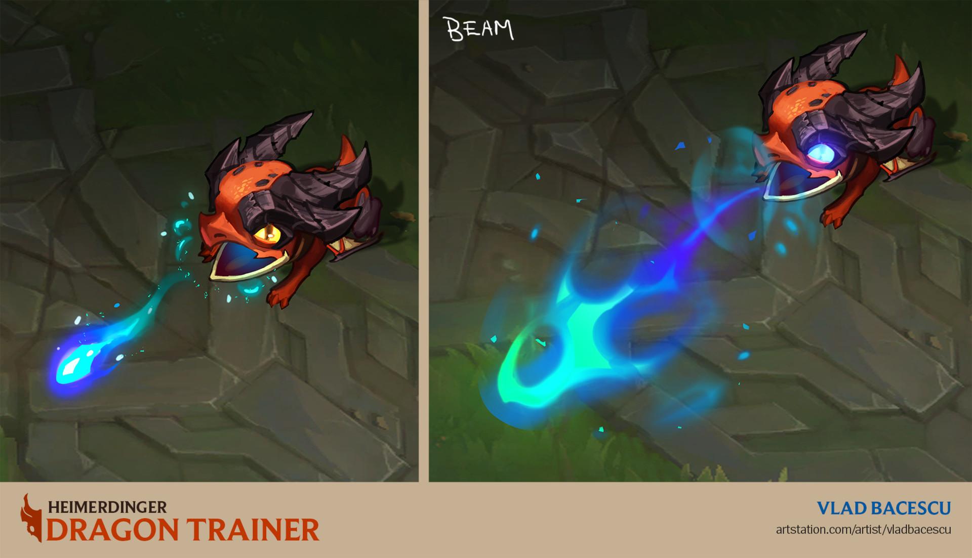 dragon trainer heimerdinger