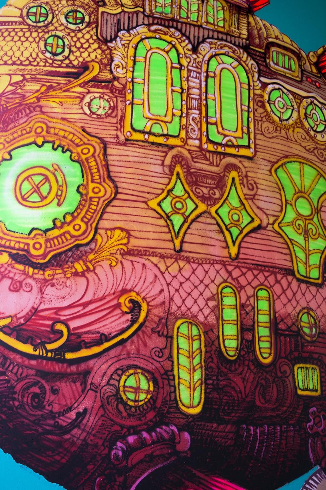 Roch marcorelles nubian vinci 4