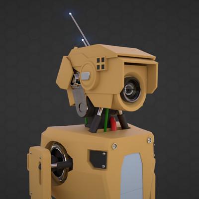 Ants aare alamaa ants aare alamaa robot render 02